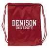 Denison Nylon Equipment Carrier Bag Red
