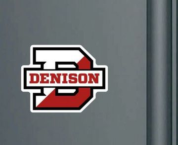 Denison Split D Denison Mini Magnet