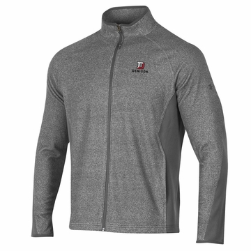 Denison Under Armour Phenom Full Zip Graphite