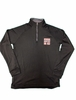 Denison Under Armour Tech Terry 1/4 Zip Black