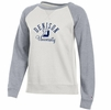 Denison Womens Champion Rochester Fleece Crew White Alabaster