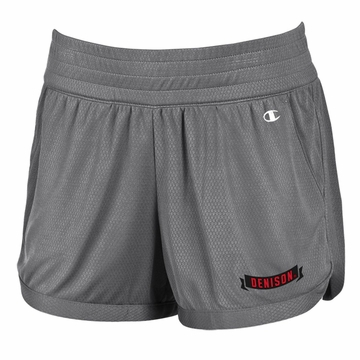 Denison Womens Endurance Short Titanium