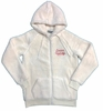 Denison Womens MV Fiona Sherpa Full Zip Ivory