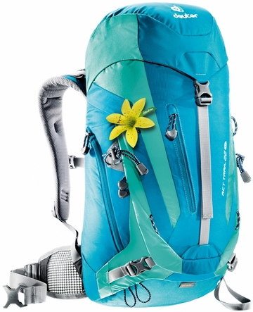 Deuter ACT Trail 22 SL Petrol Mint