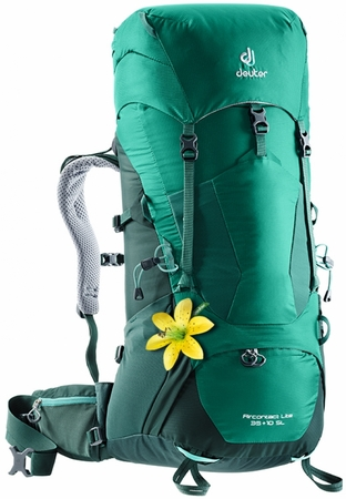 Deuter Aircontact Lite 35+ 10 SL Alpine Green Forest