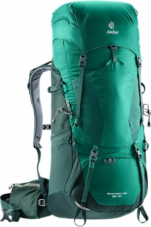 Deuter Aircontact Lite 65+ 10 Alpine Green Forest