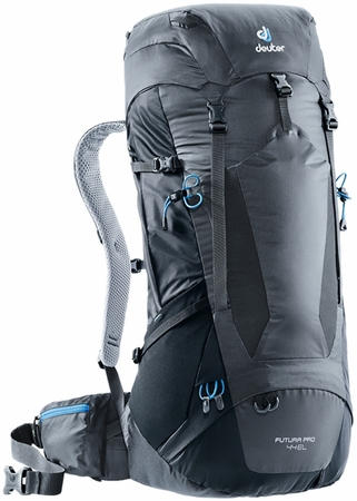 Deuter Futura Pro 44 EL Graphite Black (close out)