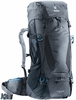 Deuter Futura Vario 50+ 10 Graphite Black