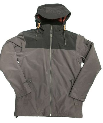 Eider Mens Chiloe Jacket 2.0 Raven/Ghost (Close Out)