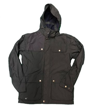 Eider Mens Kenai Jacket Night Shadow Blue