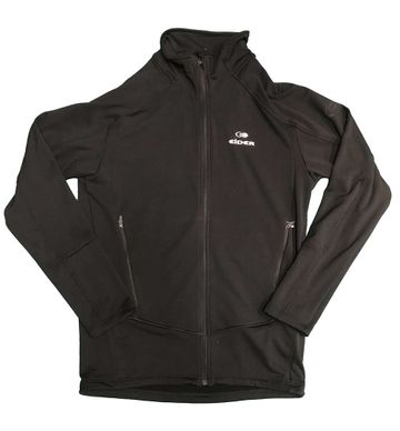 Eider Mens Penck Jacket Black/ Noir