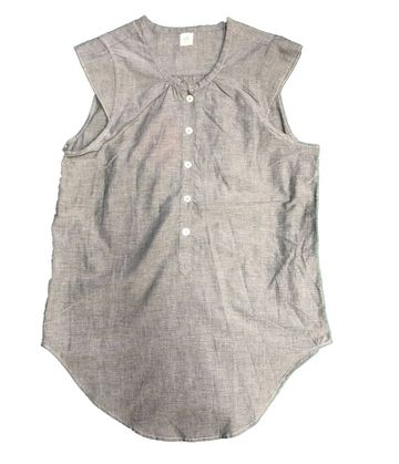 Eider Womens Cygnes Sleeveless Storm Grey (Close Out)