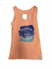 Eider Womens Mauna Loa Tank 2.0 Fresh Melon/ Print Adventure