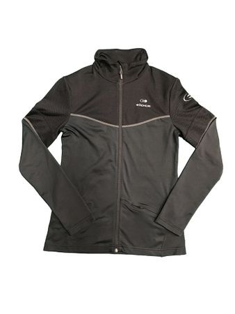 Eider Womens Rise Jacket Crest Black