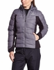 Eider Womens Yumia Mix Jacket Graphite Cloudy (Close Out)