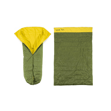 ENO Spark Camp Quilt Evergreen