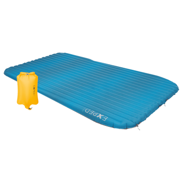 Exped AirMat HL Duo LW Sleeping Pad Blue