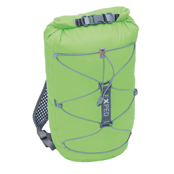 Exped Cloudburst 15 Backpack Lime/ Green