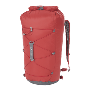 Exped Cloudburst 25 Backpack Ruby Red/ Ruby Red