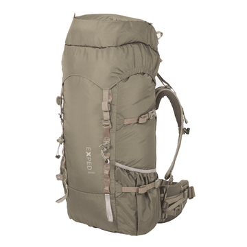 Exped Expedition 65 Backpack Olive Grey