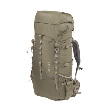 Exped Expedition 80 Backpack Olive Grey