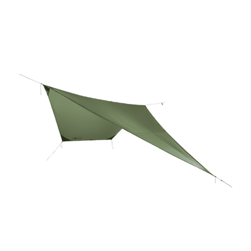 Exped Hammock Trekking Tarp Green