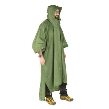 Exped Tarp Poncho Green