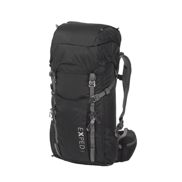 Exped Womens Explore 45 Backpack Black