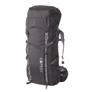 Exped Womens Explore 60 Backpack Black