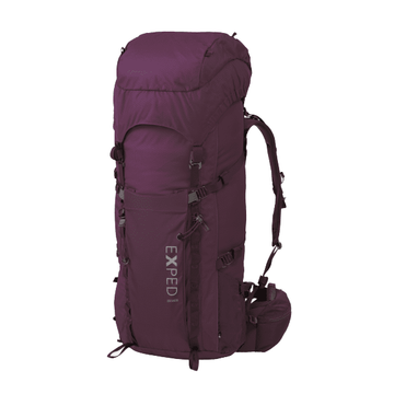 Exped Womens Explore 60 Backpack Dark Violet
