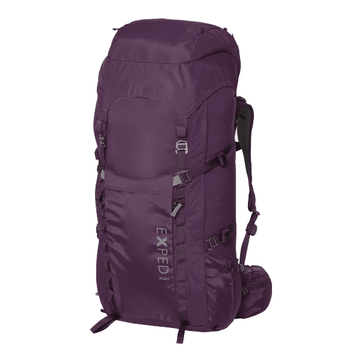 Exped Womens Explore 75 Backpack Dark Violet