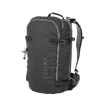 Exped Womens Glissade 25 Backpack Black