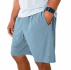 Free Fly Mens Breeze Short Blue Fog