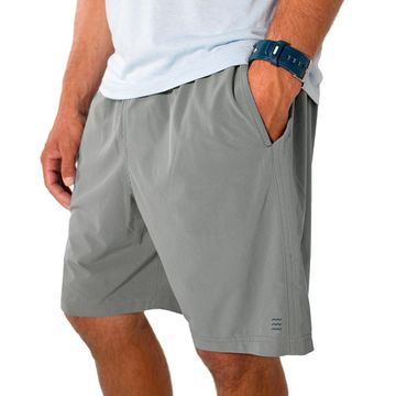 Free Fly Mens Breeze Short Cement