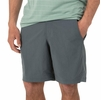 Free Fly Mens Utility Short Blue Dusk