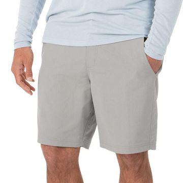 Free Fly Mens Utility Short Granite (Close Out)