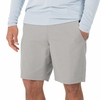 Free Fly Mens Utility Short Granite
