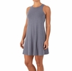Free Fly Womens Bamboo Flex Dress Heather Denim