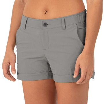 Free Fly Womens Utility Short Coastal Garnite (Close Out)