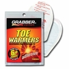 Grabber Toe Warmer 2 Pack 6+Hrs