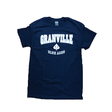 Granville Adult TShirt Classic Navy