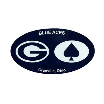 Granville Blue Aces Sticker