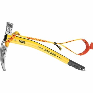Grivel Air Tech Hammer GB w/ Leash 48cm