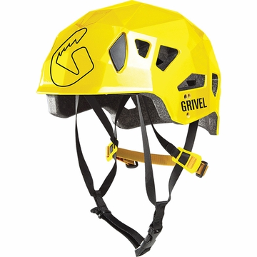 Grivel Stealth HS Yellow