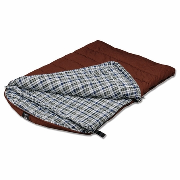 Grizzly Canvas 0 2P Sleeping Bag