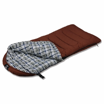 Grizzly Canvas 0 Left Zip Sleeping Bag