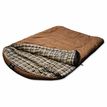 Grizzly Canvas 25 2P Sleeping Bag