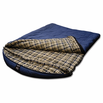 Grizzly Canvas -25 2P Sleeping Bag