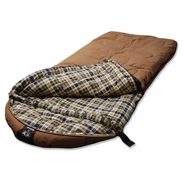 Grizzly Canvas 25 Left Zip Sleeping Bag