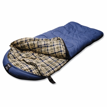 Grizzly Canvas -25 Left Zip Sleeping Bag
